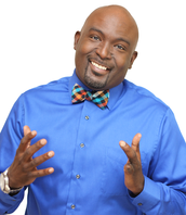 INSPIRATIONAL SPEAKER KANTIS SIMMONS WILL JOIN US ON WEDNESDAY!