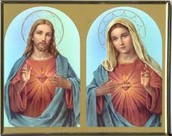 Sacred Heart of Jesus and Mary