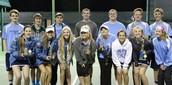 CS Varsity Tennis Team