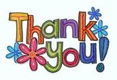 Agradecimiento a los voluntarios