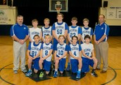 7th & 8th Grade Boys Team