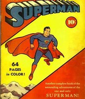 Comic Book Ads and Stories