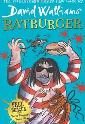 Rat Burger by Ellie G, 5GY