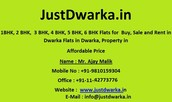 Flats in Dwarka
