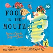 A Foot in the Mouth edited by Paul Janeczko