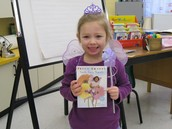 Read Across America Day and Book Character Dress Up
