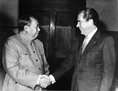 Nixon Opens Relations with China