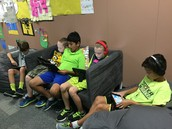 Boys learning how to code!!