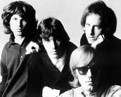 """Aqui tenim a tots el integrants de """"The Doors""""."""
