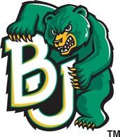 Mascot-Baylor Bear