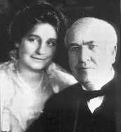 Wife and Edison