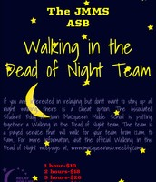 Don't Want to Walk All Night?