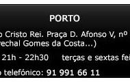 Grupo de inter ajuda no Porto