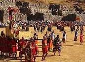 Incas festival