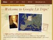Google Lit trips