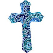 mosaic/cross