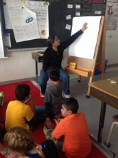 Collaborating Teacher Ms. Penumarthy Grade 4