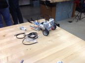 Finished Robot