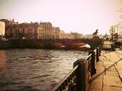 Anichkov Bridge