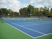 La Corte de Tenis