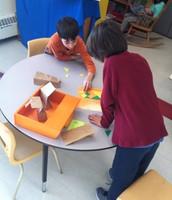 Exploring Tangrams