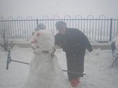 בובת שלג