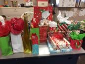 Secret Snowman Gifts!