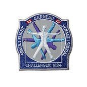 Badge pour mission STS-41G