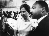 rosa parks and matin luther king jr