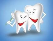 اسناني النظيفه