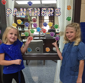 1st Grade Positive Panthers