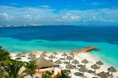 México cuenta con lugares de vacaciones hermoso