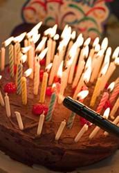 BIRTHDAY CELEBRATIONS: