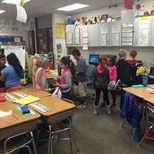 Practicing base words and word endings