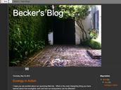 We blog!