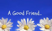 What do you think makes a good friend?