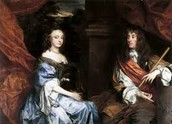 how were william and mary connected?
