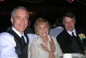 Scott, Lorna and Bruce