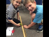 Measurement Problem-Solving Activity:  It's always fun to work together!