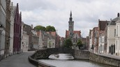 Maini-äärne Frankfurt ja Brugge 14. sajand