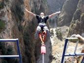 The highest jump