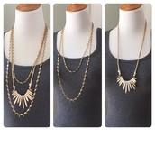 Zuni Layering Necklace