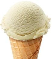 Vanille ijs