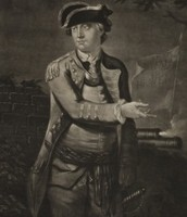 Charles Lee, an important figure in The Battle of Monmouth