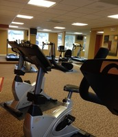 State-of-the-art fitness center!
