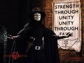 V For Vendetta Unity