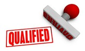 Formal qualifications required