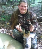My First Buck!