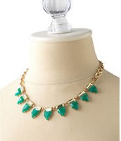 Eye Candy Necklace - Emerald