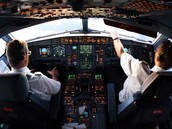 The task a airline pilot does.